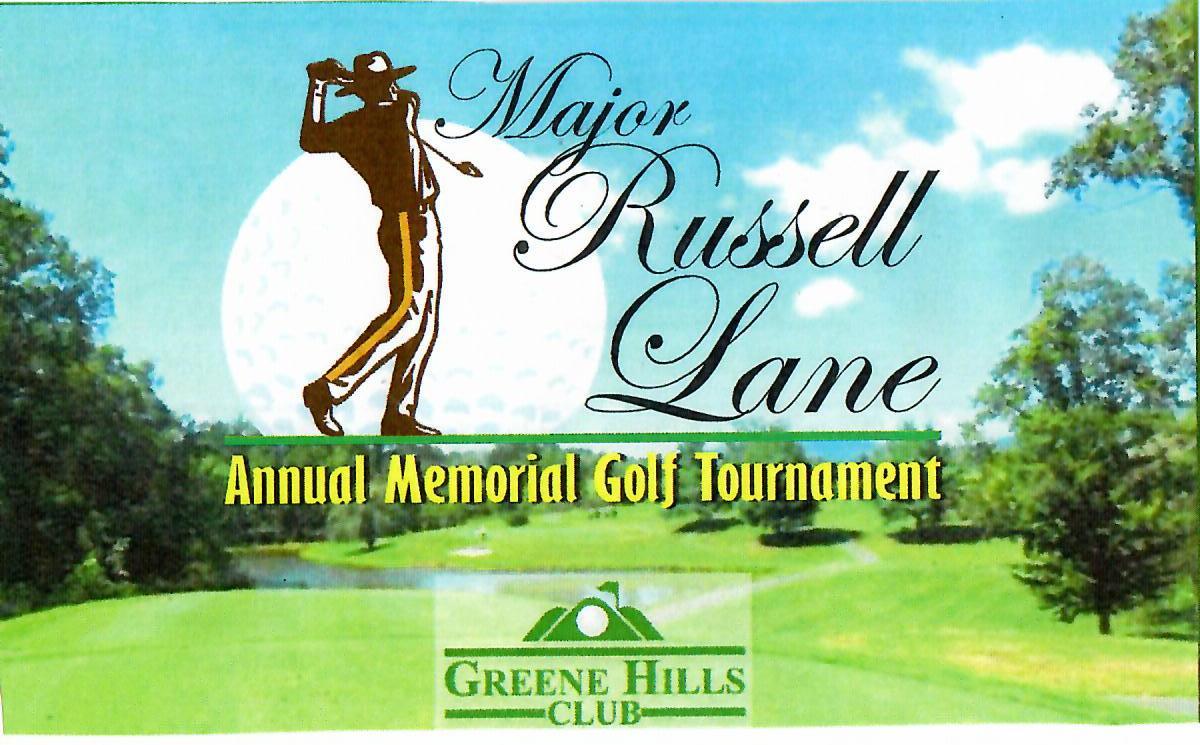Major Russel Lane Annual Memorial Golf Tournament